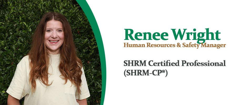 Renee Wright Achieves SHRM Certification