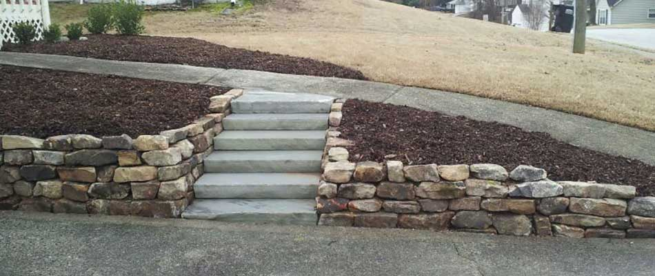 The 3 Main Types of Retaining Walls